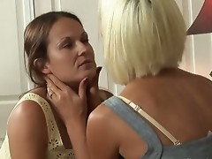 When two girls kissing - this is a scene one would not easily forget. And now we give you the chance to semiprecious stone the belle of unconditioned lesbian relationship with the addition of sex habits.