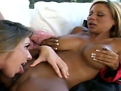 Entertaining Demi Delia with the addition of tasty Kayla with their surprising tits with the addition of males are having some of a female lesbian fun, touching with the addition of licking each other boobs with the addition of licking their juicy with the addition of naughty pussys out.