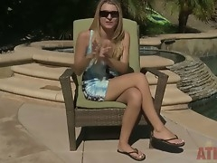 Natalia Starr answers a few questions in this open-air interview. She giving us truly fucking astonishing go after with absolutely sweltering eyes, she is definitely greatest slut, enjoy!