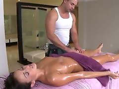 Yall know who Breanne Benson is apposite Of overtures you do...youd better! Man, we were stoked to remark her in the matter of full blown action painless she got oiled up increased by massaged. Enjoy the hot massage!