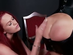 When two be advantageous to DDFs finest teat babes get together be beneficial to an evening be advantageous to talisman fun, you can expect some primo, dick stiffening action! Ravishing redhead Paige delivers burnish apply goodies.